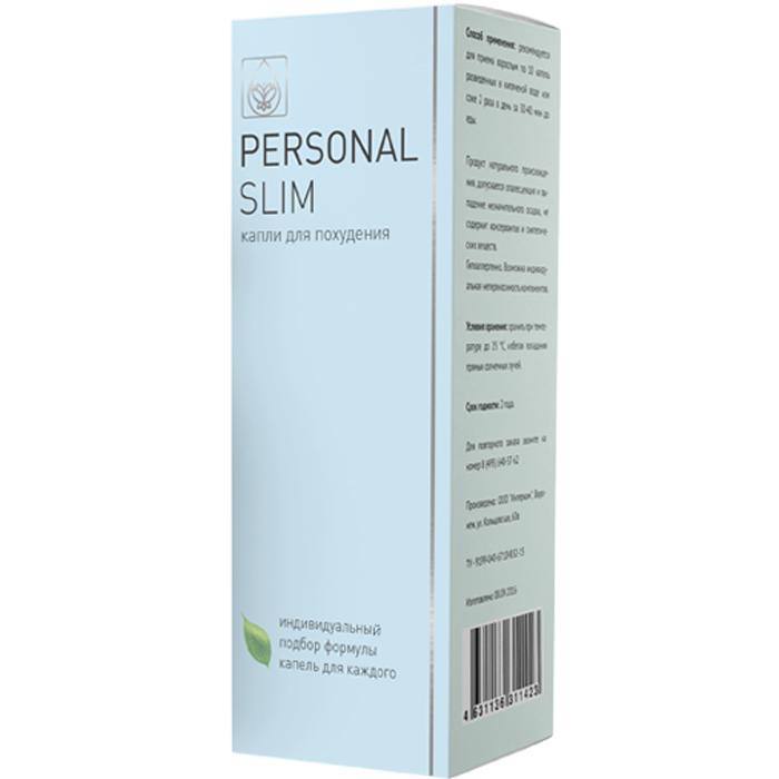 Personal Slim капли для похудения