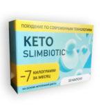 Keto SlimBiotic капсулы для похудения