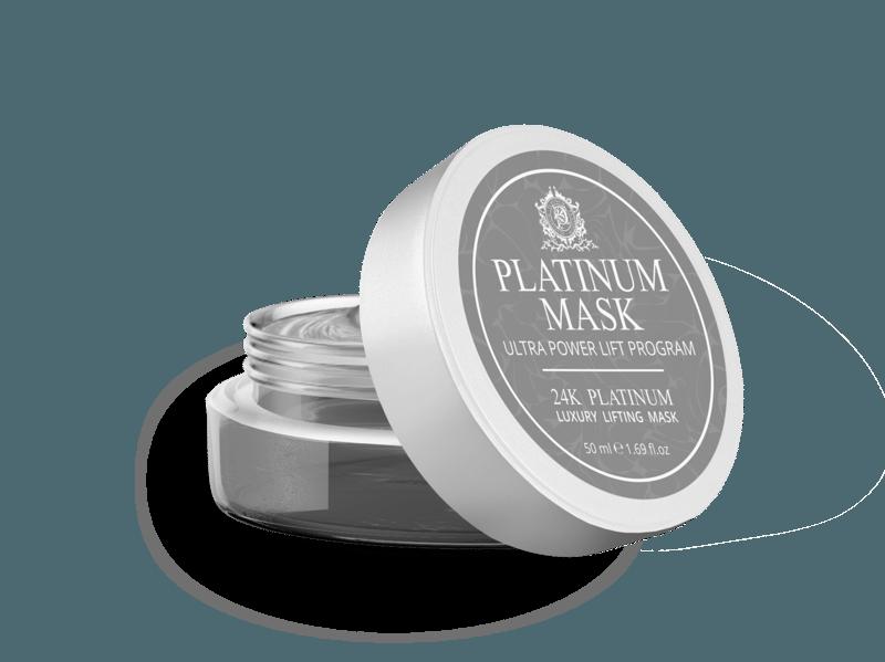 Омолаживающая маска Platinum Mask