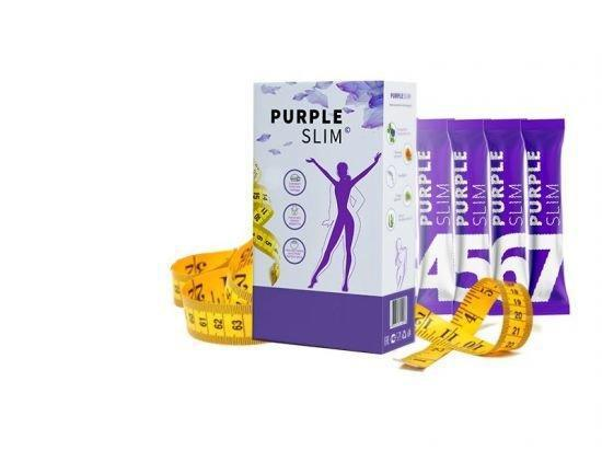 PURPLE SLIM средство для похудения