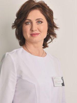 Анжелика Черных, врач-косметолог высшей категории
