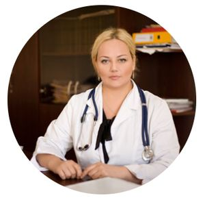 Екатерина Тарасова, врач-диетолог высшей категории