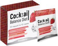 Коктейль для похудения Balance Diet
