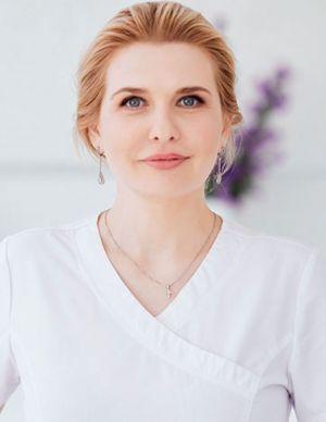 Ульяна Коробова, врач-косметолог