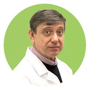 Власов Николай Евгеньевич, диетолог, терапевт, гастроэнтеролог, стаж 17 лет, Санкт-Петербург