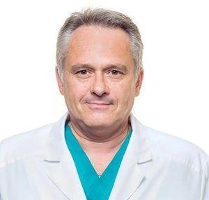 Александр Пушкарь, врач высшей категории,