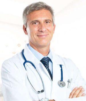 М.И. Зотов, хирург, врач-травматолог