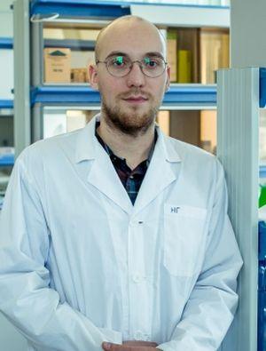 Николай Гончаров, работающий врачём-ревматологом