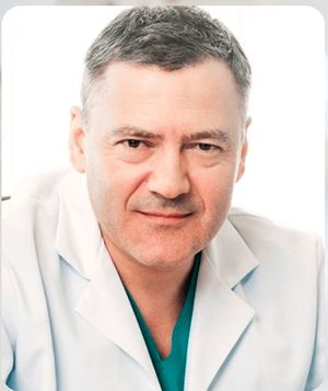 Олег Хворостов, врач-сексопатолог