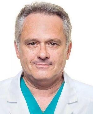 Александр Пушкарь, врач высшей категории