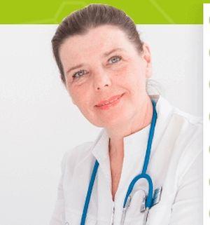Анна Половодова, врач-ортопед высшей категории