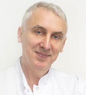 Валерий Филев, врач-ортопед